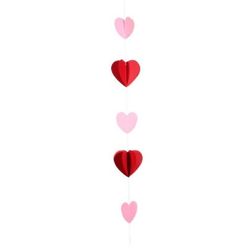 Red Heart Balloon Tail